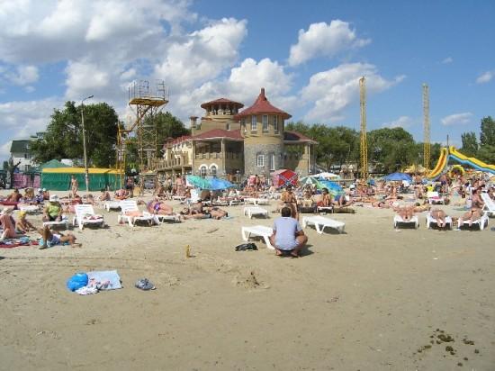 Отдых в Коблево, Черное море